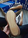 Мужские кроссовки Adіdas Sobakov White/Black, фото 7