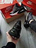 Мужские кроссовки Nike Air Max 270 Grey, фото 3