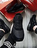 Мужские кроссовки Nike Air Max 90 Black, фото 2