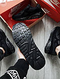 Мужские кроссовки Nike Air Max 90 Black, фото 5