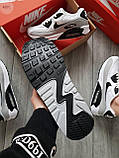 Мужские кроссовки Nike Air Max 90 White/Grey, фото 5
