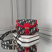 Мини кросс боди, сумка для девочки Dior, фото 1