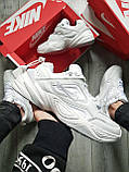 Мужские кроссовки  Nike M2K Tekno White, фото 7