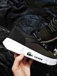 Мужская фирменная обувь Lacoste Khaki/White, фото 3