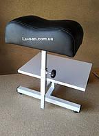 Педикюрная подставка для ног клиента, тренога, фото 1