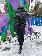 Кожаная короткая куртка / арт.603, фото 2