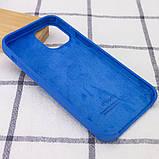 "Чехол Silicone Case (AA) для Apple iPhone 12 Pro / 12 (6.1""), фото 3"