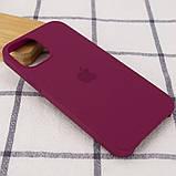 "Чехол Silicone Case (AA) для Apple iPhone 12 Pro / 12 (6.1""), фото 6"