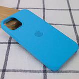 "Чехол Silicone Case (AA) для Apple iPhone 12 Pro / 12 (6.1""), фото 9"