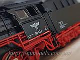 Модель паровоза серии BR50-1815 принадлежности DR, масштаба H0 1:87, Roco 43293, фото 3