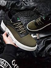Мужская фирменная обувь Lacoste Khaki