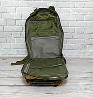Тактический, походный рюкзак Military. 25 L. Камуфляжный, пиксель, милитари.  / T412, фото 5