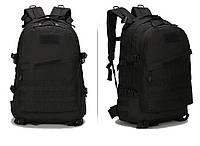 Тактический, походный рюкзак Military. 30 L. Черный, милитари.  / T402, фото 7