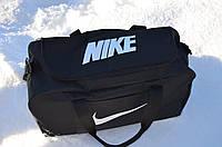 Сумка Nike, найк для тренировок, дорожная, спортивная. Черная, фото 4