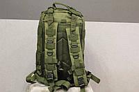 Тактический, военный, походный рюкзак Military. 25 L. Хаки. Милитари.  / T 423, фото 6