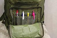 Тактический, военный, походный рюкзак Military. 25 L. Хаки. Милитари.  / T 423, фото 8