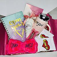 """Подарок бокс для девушки """"Love Box №5"""" от WowBoxes"""