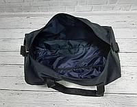 Спортивная сумка бочонок Triumph Bag. Для тренировок, путешествий. Черная, фото 9