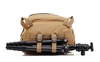 Тактический, походный рюкзак Military. 30 L. Койот, милитари.  / T420, фото 2