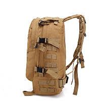 Тактический, походный рюкзак Military. 30 L. Койот, милитари.  / T420, фото 3