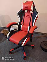 Кресло геймерское комп ютерне крісло Aragon + оригінальний килимок в подарунок