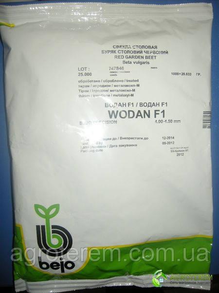 Свекла Водан WODAN F1 25000с
