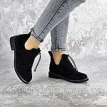 Туфли женские Fashion Gwhneth 2365 36 размер 23 см Черный