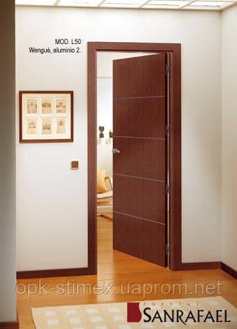 Новинка!Двери межкомнатные  SanRafael (Испания),