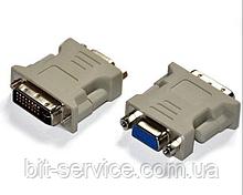 Перехідник DVI 24+5 - VGA