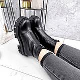 Ботинки женские Lieve черные ДЕМИ 2842, фото 3