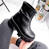 Ботинки женские Lieve черные ДЕМИ 2842, фото 8