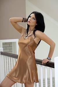 Karen сорочка золотий DKaren (M) #N/A