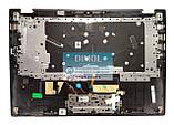 Оригинальная клавиатура для ноутбука Lenovo Yoga 530-14ARR, 530-14IKB series, ru, black, подсветка, фото 2
