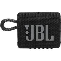Портативная акустика JBL GO 3 Black (JBLGO3BLK)