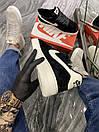 Nike Air Force Luxury Suede Black (Чёрный), фото 3