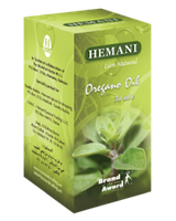 100% Натуральное масло орегано (душицы) Hemani 30 мл