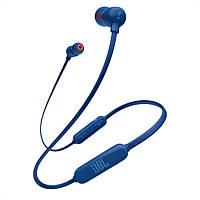 Bluetooth-гарнитура JBL T110BT Blue JBLT110BTBLU, КОД: 1655700