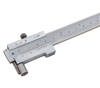 Штангенциркуль розмічальний з роликом ШЦР-400 0.1 мм