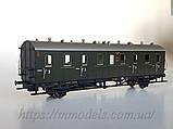 Liliput 334024 масштабная модель вагона III класса, типа Cd 21, принадлежности DRG, масштаба Н0 (1/87), фото 3