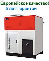 Инновационный пеллетный котёл с автоподачей Lafat Eco Pro 100 кВт с горелкой, автоматикой, бункером