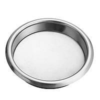 58 мм з нержавіючої сталі сліпий фільтр еспресо кава-машина чайник підтвердження кошик врізна