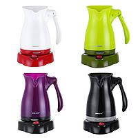 500 мл електричний чайник турецька кава еспрессо кавоварка МОКа горщик машина перколятор