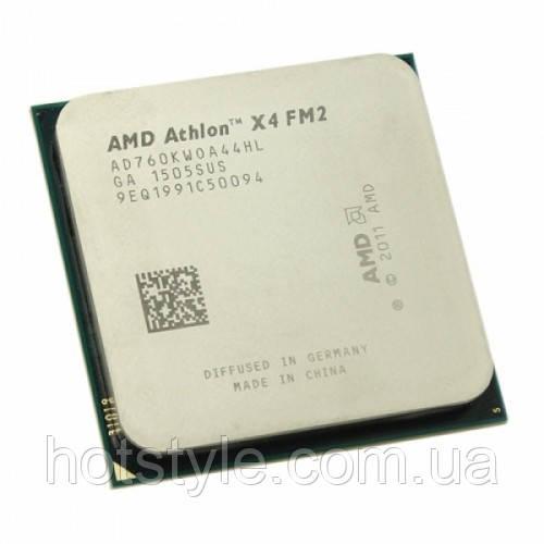 Процессор AMD Athlon X4 760K, 4 ядра, 3.8ГГц, FM2, 103425