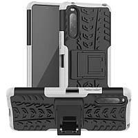 Чехол Armor Case для Sony Xperia 10 II White