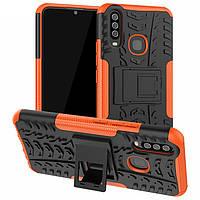Чехол Armor Case для Vivo Y15 / Y17 Orange