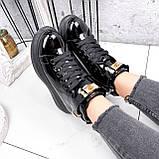 Ботинки женские Erme черные ДЕМИ 2840, фото 4