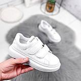 Кроссовки женские Mag белые 2838, фото 3