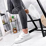 Кроссовки женские Mag белые 2838, фото 4