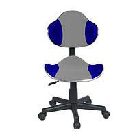 Дитяче ортопедичне крісло KR blue, фото 1