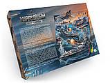 Настільна гра-ходилка Морський бій. Битва адміралів. 3+ (Danko Toys), фото 2